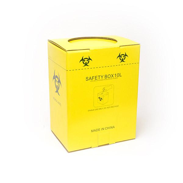 Biohazard Box 1