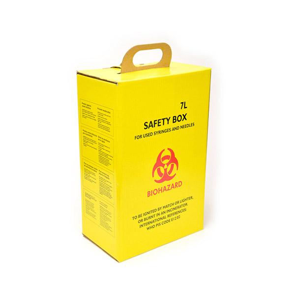 Biohazard Box 2