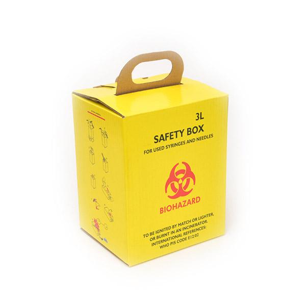 Biohazard Box 4