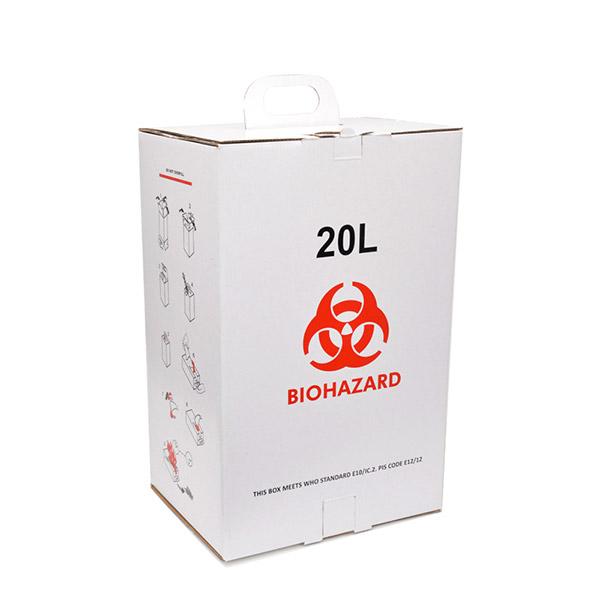 Biohazard Box 5