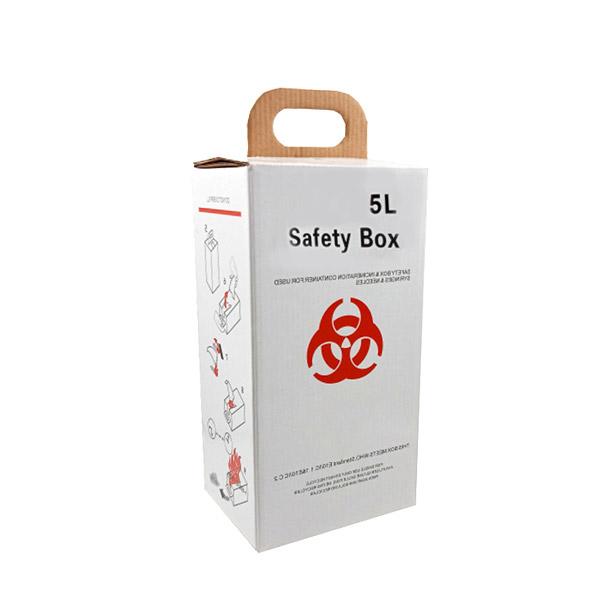 Biohazard Box 6